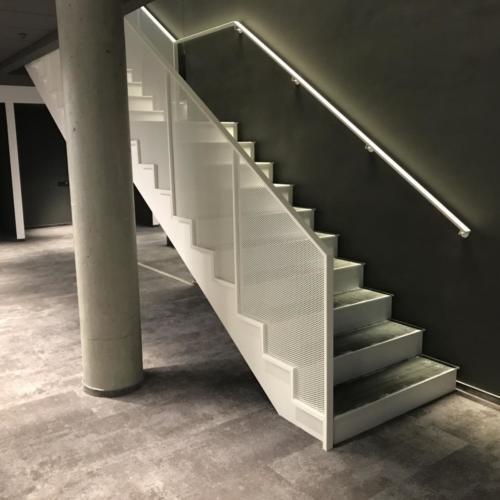 tiesus laiptai